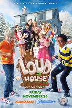 A Loud House Christmas Poster Jonathan Judge TV Movie Art Film Print 24x... - $10.90+