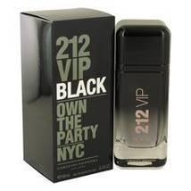 212 Vip Black Eau De Parfum Spray By Carolina Herrera - $87.84+
