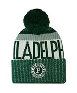 Philadelphia Men's Winter Knit Landmark Patch Pom Beanie - $13.95