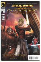 Star Wars Old Republic 3 Dark Horse 2010 NM - $7.42