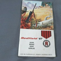 Redfield 67' Scope Mount Sight Catalog Price List 1967 - $14.80