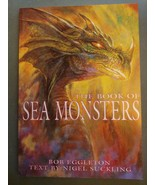 Book of Sea Monsters by Bob Eggleton (1998, Paperback) First Edition EUC! - $12.82