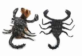 Black Scorpion Dog Costume High Quality Realistic Creepy Crawly Suit Siz... - $24.64