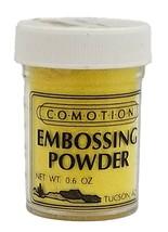 Comotion Embossing Powder, Yellow