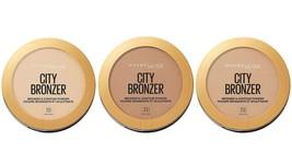 Maybelline City Bronzer & Contour Powder 100, 200, 300 - $7.40+