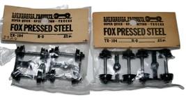 Roundhouse Products Fox Pressed Steel Trucks NIP