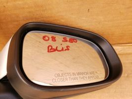 07-11 Volvo S80 V70 Side View Door Mirror w/ BLIS Blind Spot 14WIRE Pssngr RH image 5