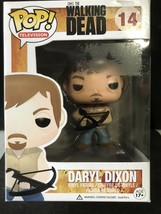 Funko The Walking Dead POP! TV Daryl Dixon Vinyl Figure #14 - $10.50