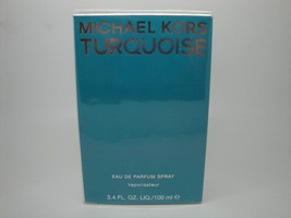 Michael Kors Turquoise EDP Spray 3.4 oz / 100 ml - $67.79