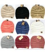 CC Beanie Classic Solid or Confetti Beanie Hat Cap - $13.59