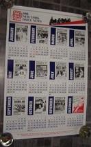 Poster Daily News Promo Poster Calendar 1988 - $22.99