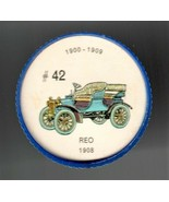 1908 REO Jell-O Picture Wheel #42 - $5.00