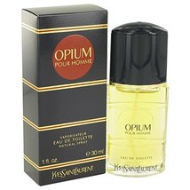 OPIUM by Yves Saint Laurent Eau De Toilette Spray 1 oz for Men - $49.97
