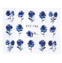 HS Store - 1pcs STZ766 Nail Stickers Water Transfer Sticker Cartoon Cute... - $1.34