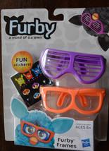 Furby Frames Purple and Orange - $14.95