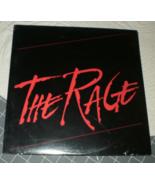 The Rage self titled Janet Austin Tony Mills Rare Sealed Vinyl Record Album - $174.95