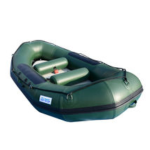 BRIS 9.8ft Inflatable White Water River Raft 2 Person Self Bailing Raft Dinghy image 3