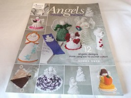 Annie's Crochet book, Angels through the Year New - $8.90