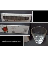 Libbey JMK Etched Shot Glasses Gift Set 6/1.5 oz Made In USA - $21.99