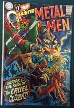 METAL MEN #36 (1969) DC Comics VG+ - $9.89