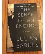 The Sense Of An Ending (Borzoi Libros) por Julian Barnes Ships N 24h - $32.00