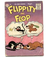 Flippity and Flop #24 1955- DC Funny Animals F/G - $18.92