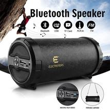 Wireless Bluetooth Speaker Bass Sound Portable Speaker Support FM TF Tub... - $31.99