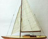 "24"" Dragon Wooden Sailing Boat Model"