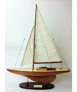 "24"" Dragon Wooden Sailing Boat Model - $80.00"