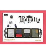 2018 Aroldis Chapman Hits Memorabilia Royalty Quad Relic 2/10 - New York... - $28.49