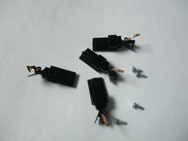Micro-Trains Stock #00102025 Passenger Car Couplers Black for 1017 & 1018 Truck image 2
