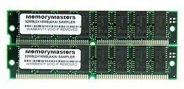 32MB 2x16MB SIMM Memory for Akai Sampler MPC2000 MPC2000XL MPC 2000XL S2... - $14.36