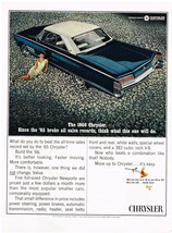 Vintage 1966 Magazine Ad Chrysler How To Beat 1965 Sales Record Build the 1966 - $5.93