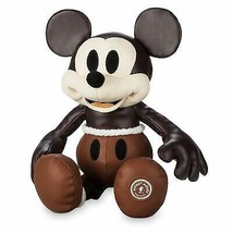 Disney Store Mickey Memories April Limited Plush New with Tags with Defects - $26.94