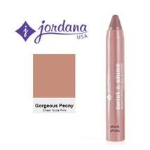 Jordana Twist & Shine Moisturizing Balm Stain 09 Gorgeous Peony - $9.66