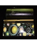 Nikon 80-200 F2.8 Hard Lens Case & Box ONLY NO LENS INCLUDED - $36.99