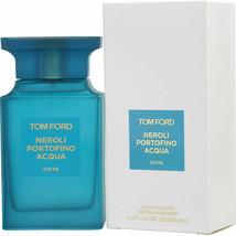 TOM FORD Neroli Portofino ACQUA Eau de Toilette Perfume Woman Men 3.4oz NIB - $219.50