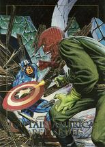 Marvel Masterpieces Spectra 5-D - Captain America vs. Red Skull - $4.69