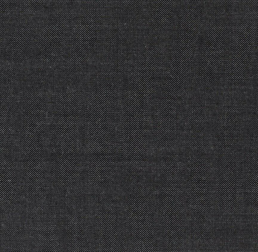 Maharam Kvadrat Basel MCM Black Wool Upholstery Fabric 5.75 yds 466214–186 X
