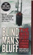 Blind Man's Bluff (US Sub Espionage) by S. Sontag and C. Drew - $3.75