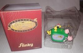 Enesco SLINKY Christmas Ornament Masterpiece Treasure Editions 1997 NEW NIB - $11.87
