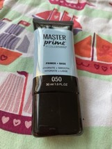 Maybelline Face Studio Master Prime Face Primer - 050 Hydrate + Smooth - $8.09