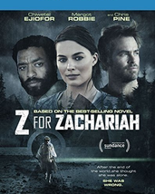 Z For Zachariah [Blu-ray]