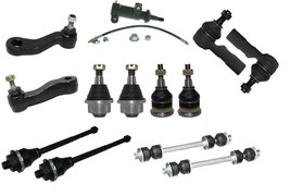 13 Pcs Front Suspension & Steering Kit for CHEVROLET SILVERADO 1500 HD 2... - $107.54