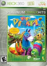 Viva Piñata (Platinum Family Hits) [video game] - $9.71
