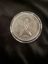 2016 Silverbug Community Alyx the Fairy Antiqued 1 Ounce .999 Silver Round - $98.99