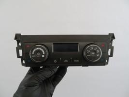 #3456C CADILLAC SRX 07 08 09 OEM DASH TEMP AC HEAT AIR CLIMATE CONTROL S... - $15.00