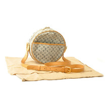 LOUIS VUITTON Monogram Mini Jeanne GM Shoulder Bag M92000 sa2036 **Powder - $480.00