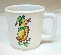 Vintage Ironstone Mayer China Toyland Childs Mug Cup Clown Duck Jack in ... - $24.26