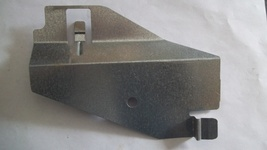 GE Hotpoint Electric Stove Model RB757WH5WW Hinge Guard, Left WB34K4 - $9.95